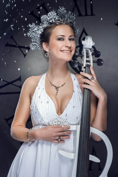 Cello Lady виолончелистка Киев. Фото 5