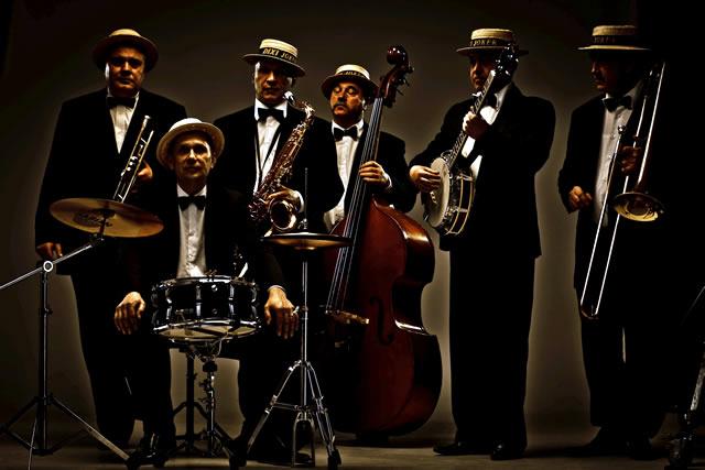 Джаз бенд на корпоратив в Киеве или на праздник
