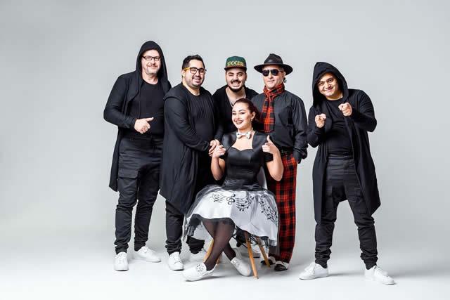 Музыкальная группа Джипси Войс бенд Киев