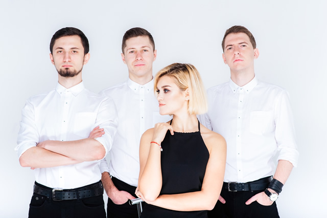 Кавер бэнд In White Cover Band в Киеве