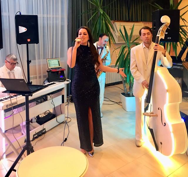 Лучшие джаз бэенды (бенды) Киева - джазовые музыканты, ансамбли и группы на корпоратив, вечеринку, торжество, свадьбу