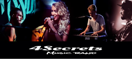 Кавер группа 4Secrect music band