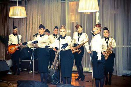Группа Фридом Джаз на свадьбу в Киеве