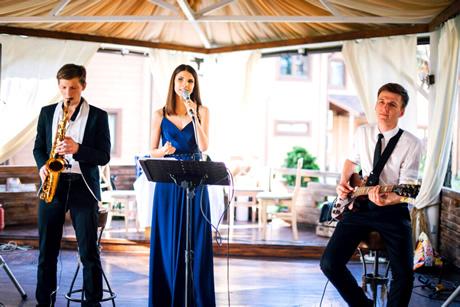 Музыкальные группы Киева на свадьбы, корпоративы, праздники