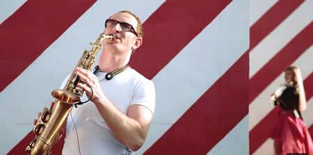 Саксофонист на свадьбу в Киеве