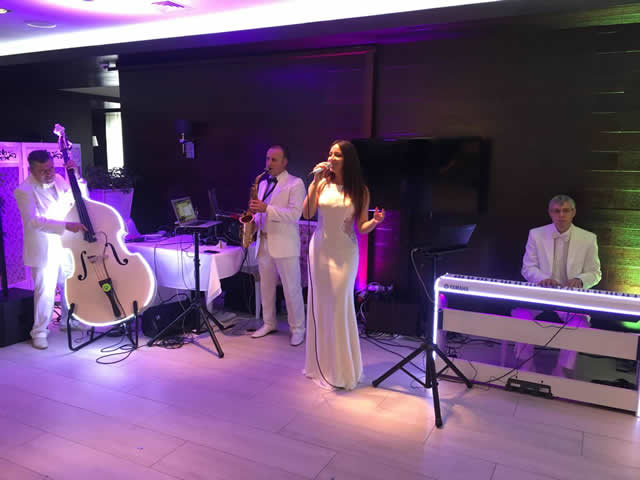 Музыкальная группа Вайт Бэнд в Киеве на свадьбу